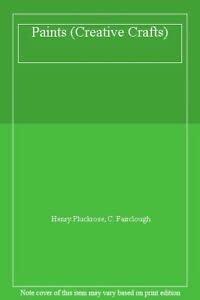 9780749604028: Paints (Creative Crafts)