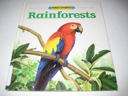 9780749605711: Rainforests (First Start)