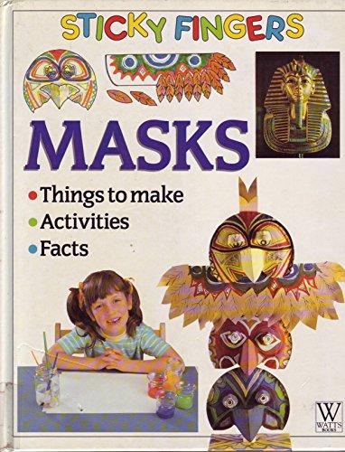 9780749611118: Masks (Sticky Fingers)