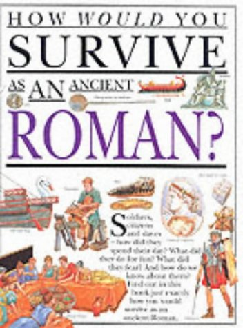 9780749612511: Roman (How Would You Survive) (English and Spanish Edition)