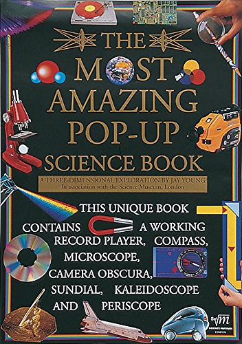 9780749614812: The most amazing pop-up science book: A three-dimensional exploration (Watts Amazing Science Books)