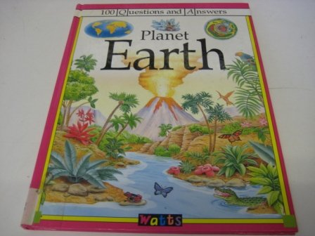 9780749614980: Planet Earth (100 Questions & Answers)
