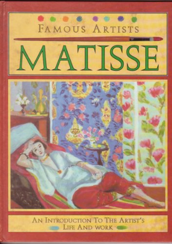 9780749615475: Matisse (Famous Artists) (English and Spanish Edition)