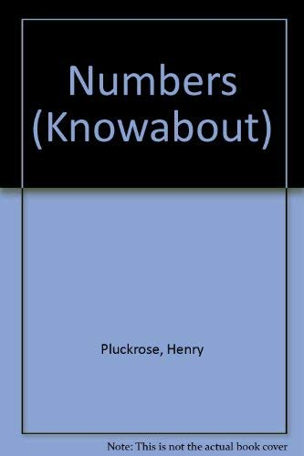 9780749616663: Numbers (Knowabout)