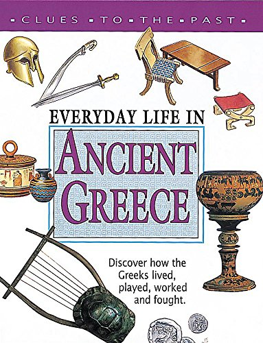9780749620363: Ancient Greece (Clues to the Past)