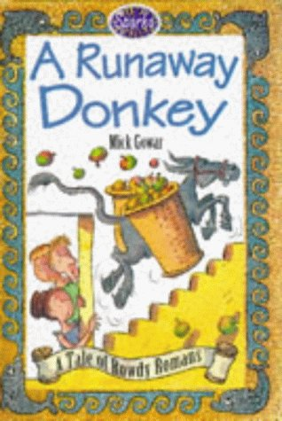 Runaway Donkey (Sparks) (0749623322) by Gowar, Mick
