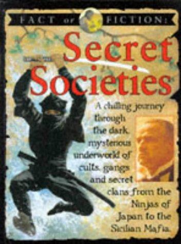 9780749624842: Secret Societies (Fact Or Fiction)