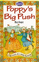 Poppys Big Push (Sparks): Hooper, Mary