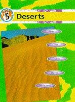 9780749627355: Deserts (Take Five)