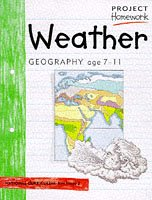 9780749628192: Weather (Project Homework)