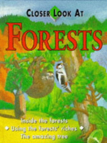 Closer Look At: Forests: Behar, Susie