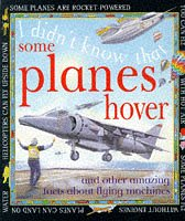 9780749631123: I Didn't Know That Some Planes Hover