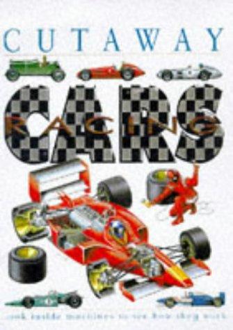 9780749631376: Racing Cars (Cutaway Book of)