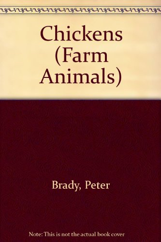 9780749632007: Chickens (Farm Animals)