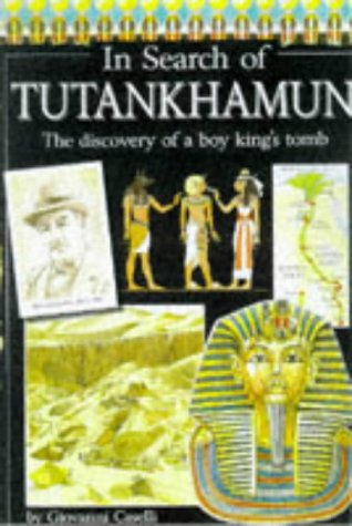9780749632786: In Search of Tutankhamun