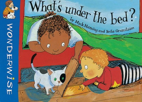9780749632885: What's Under the Bed (Wonderwise)