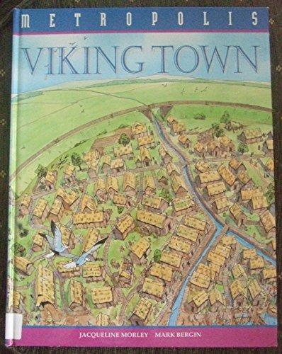9780749632984: Viking Town (Metropolis)