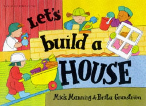 9780749633714: Let's Build a House (Wonderwise)