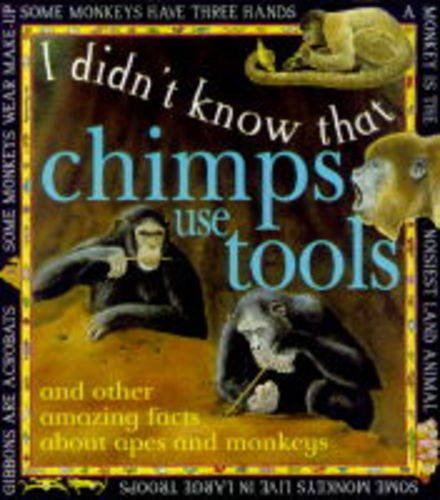 9780749633981: Chimps (I Didn't Know That)