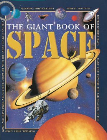 9780749634308: The Giant Book of Space