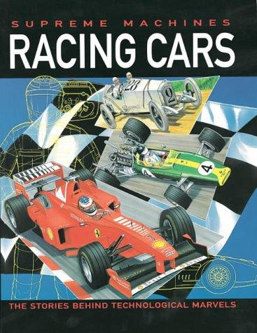 9780749634858: Racing Cars (Supreme Machines)