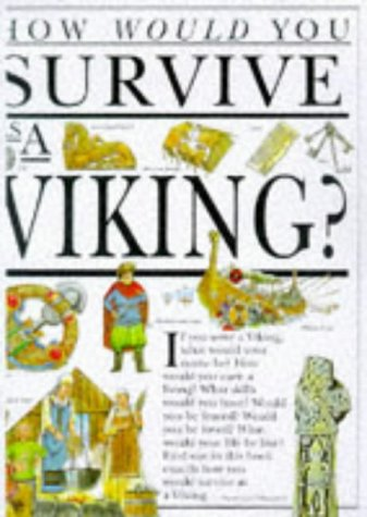 9780749635053: How Would You Survive as a Viking?