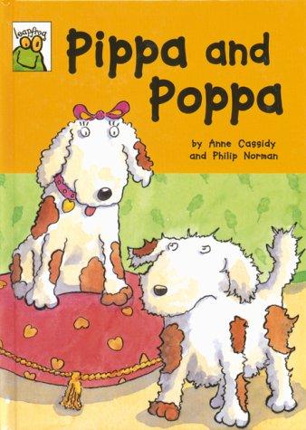 9780749637262: Pippa and Poppa (Leapfrog)