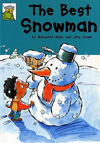 The Best Snowman (Leapfrog): Nashe, Margaret