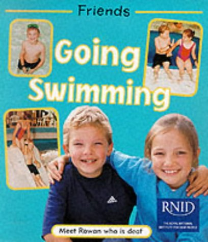 9780749638016: Going Swimming (Friends)