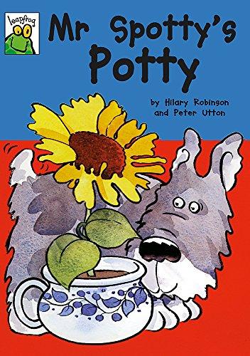 9780749638313: Leapfrog Rhyme Time: Mr Spotty's Potty