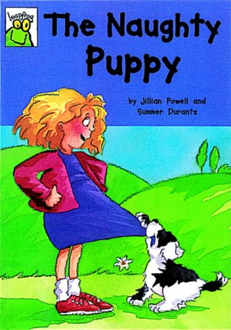 9780749639303: The Naughty Puppy (Leapfrog)