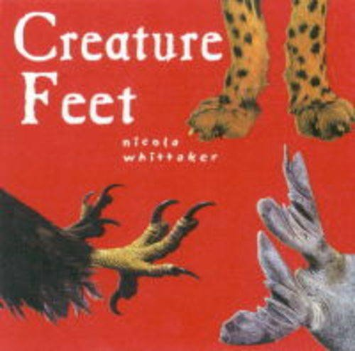 9780749640255: Feet (Creature Features)