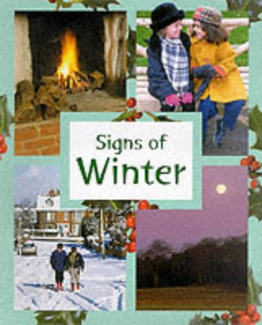 9780749640392: Winter (Signs of the Seasons)
