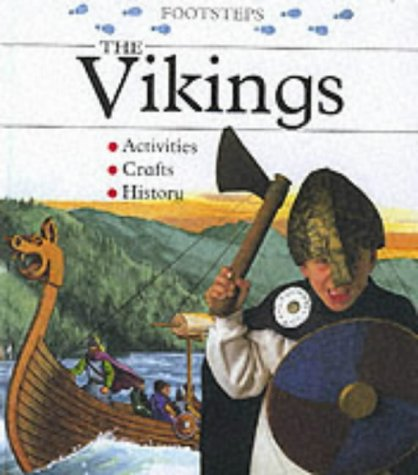 The Vikings (Footsteps): Sally Hewitt, Ruth Thompson