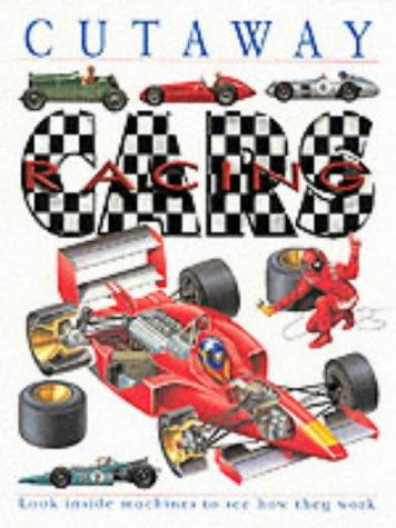 9780749641856: Cutaway Racing Cars