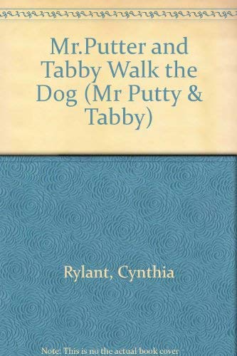 9780749642075: Mr.Putter and Tabby Walk the Dog (Mr Putty & Tabby)
