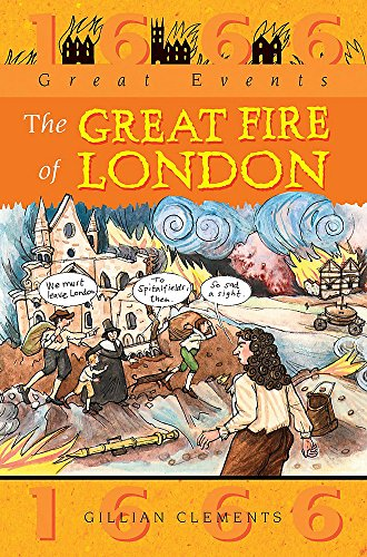 9780749642518: Great Fire Of London (Great Events)