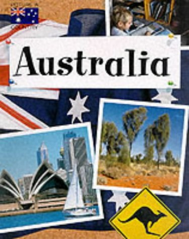 9780749642808: Australia (Picture A Country)