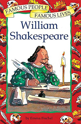 9780749643461: William Shakespeare (Famous People, Famous Lives)