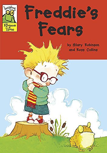 Freddie's Fears (Leapfrog Rhyme Time): Robinson, Hilary