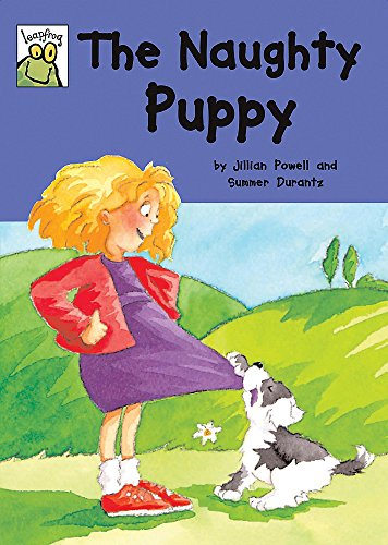 9780749643836: The Naughty Puppy (Leapfrog)