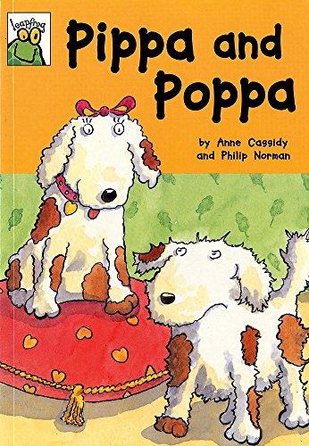 9780749643867: Pippa and Poppa (Leapfrog)
