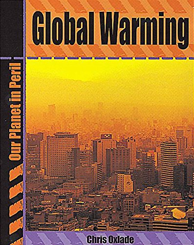 9780749644802: Global Warming (Our Planet in Peril)
