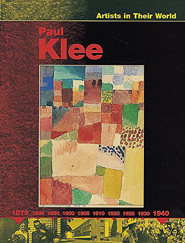 9780749646257: Paul Klee (Artists in Their World)