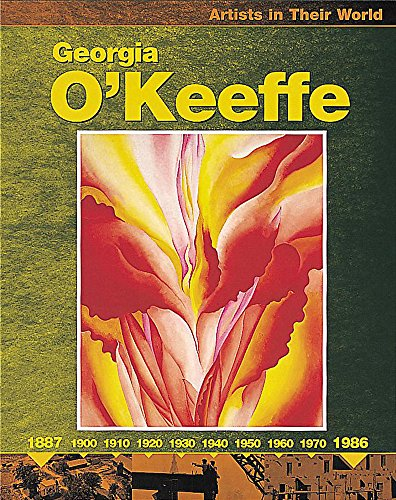9780749646271: Artists in their World: Georgia O'Keefe