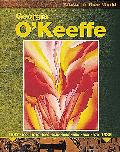 9780749646271: Artists in their World: Georgia O'Keefe