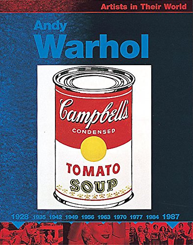9780749646318: Andy Warhol (Artists in Their World)