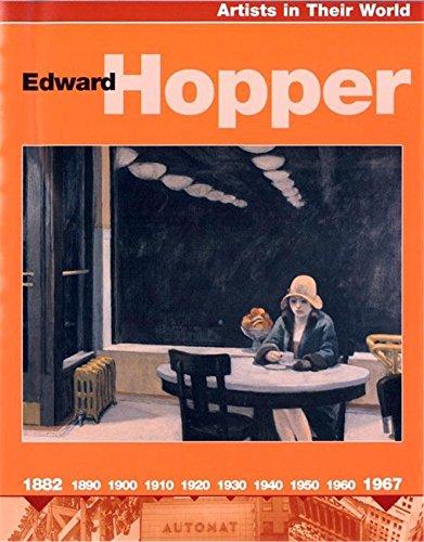 9780749646615: Artists in their World: Edward Hopper