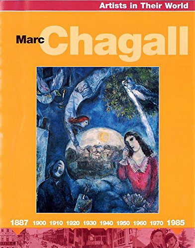9780749646653: Marc Chagall (Artists in Their World)