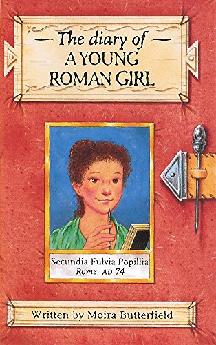 9780749648978: A Young Roman Girl (History Diaries)